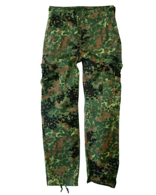 Mil-Tec Flectar Camo Ranger BDU Field Pants