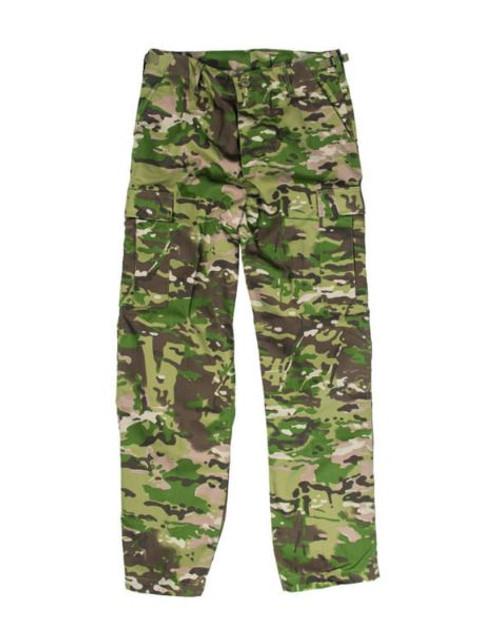 Mil-Tec Multitarn Camo Ranger BDU Field Pants