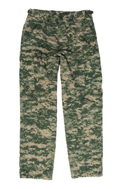 Mil-Tec At Digital Camo Ranger BDU Field Pants