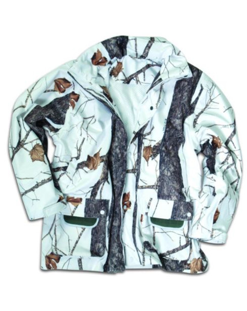 Mil-Tec Wild Trees Snow Camo Hunting Jacket