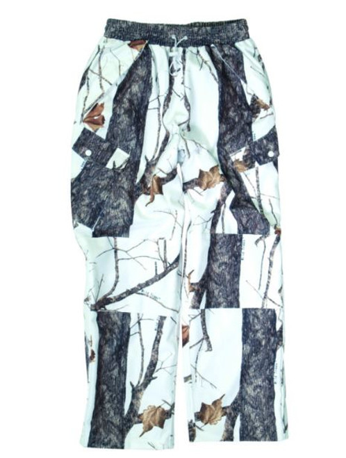 Mil-Tec Wild Trees Snow Camo Hunting Pants