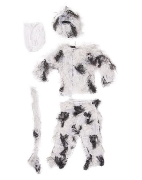 Mil-Tec Snow Camo Ghillie Suit