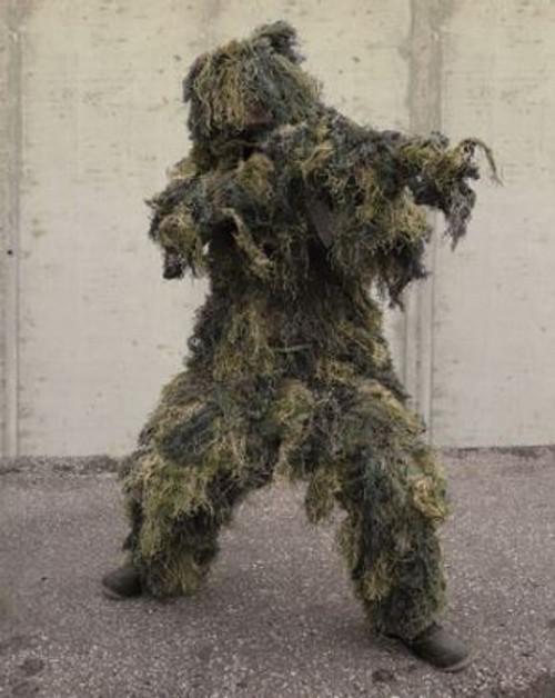 Mil-Tec Woodland Camo Ghillie Suit