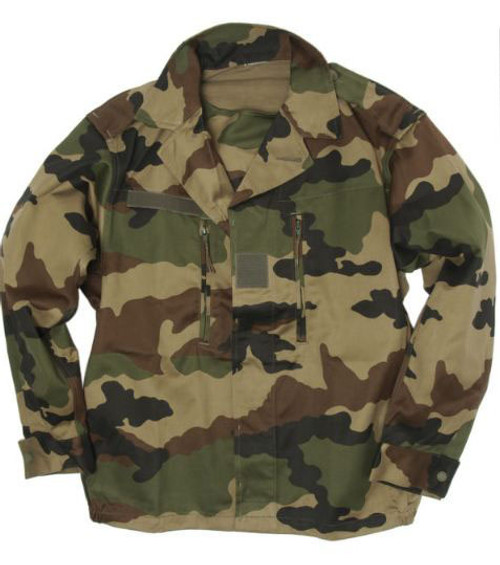 French Orig CCE Camo F2 Field Jacket