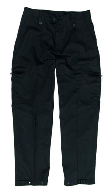 Mil-Tec Black Security Pants