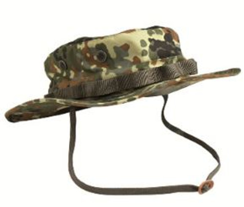 Mil-Tec Flectar Camo Trilam Boonie Hat
