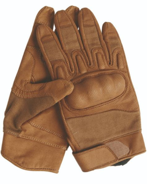 Mil-Tec Coyote Short FR Action Gloves