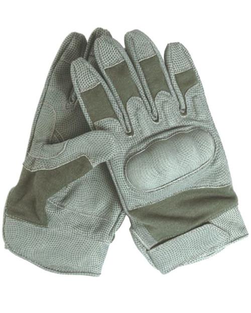 Mil-Tec Foliage Short FR Action Gloves