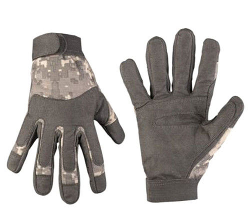 Mil-Tec At-Digital Camo Army Gloves