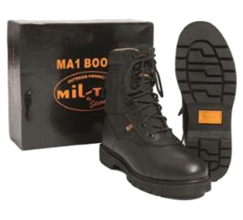 Mil-Tec Black Ma1 Boots