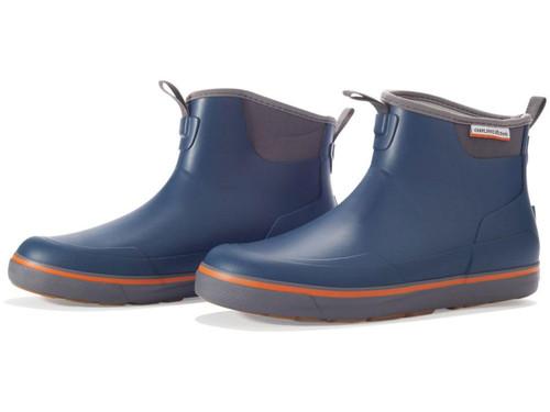 Grundens Deck-Boss Ankle Boot (Deep Water Blue)