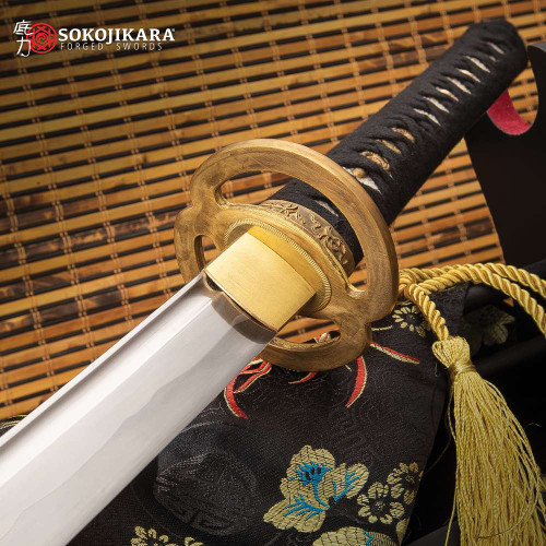 Sokojikara Mayonaka Katana And Scabbard