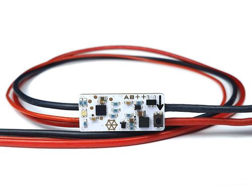 Perun AB++ Airsoft MOSFET w/ Burst and Active Braking