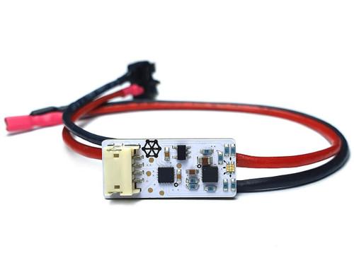 Perun ETU++ Airsoft MOSFET for G&G ETU Gearboxes