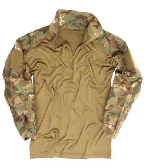 Mil-Tec Arid W L Camo Tactical Warrior Shirt