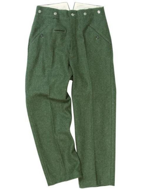 German Repro WWII M40 Pants