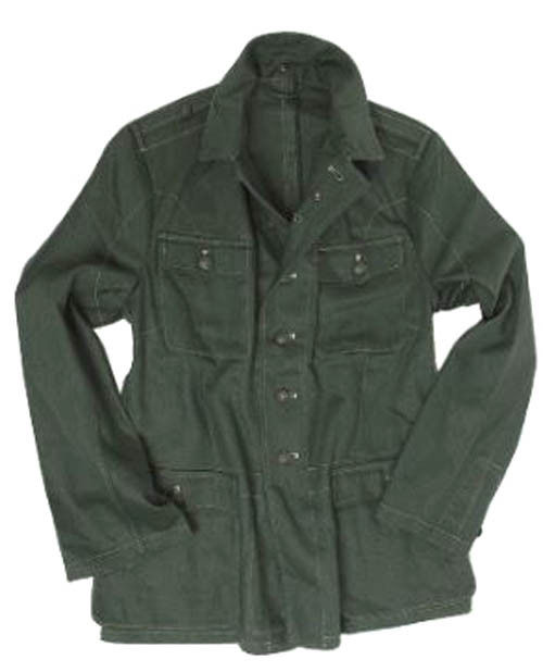 German Repro WWII M40 Work Jacket