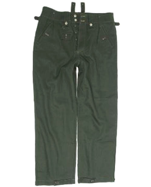 German Repro WWII M40 Work Pants