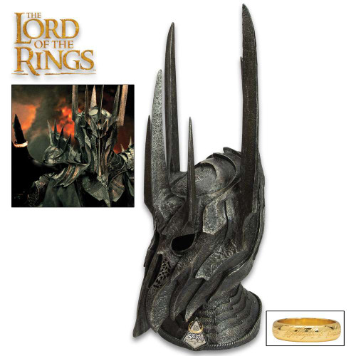 Helm of Sauron Lord of the Rings - One Ring Limited Edition
