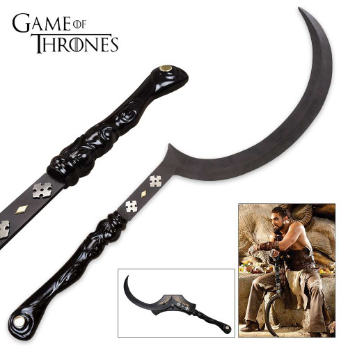 Game Of Thrones Khal Drogo Arakh Full Tang Sword