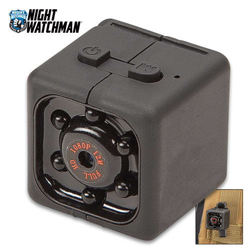 Night Watchman Mini Spy Camera