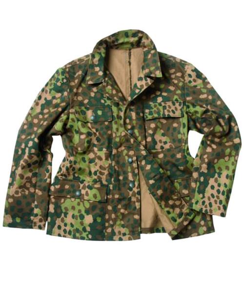 German Repro WWII M44 Pea Camo Field Jacket