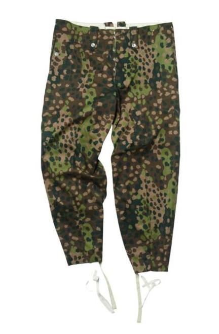 German Repro WWII M44 Pea Camo Field Pants
