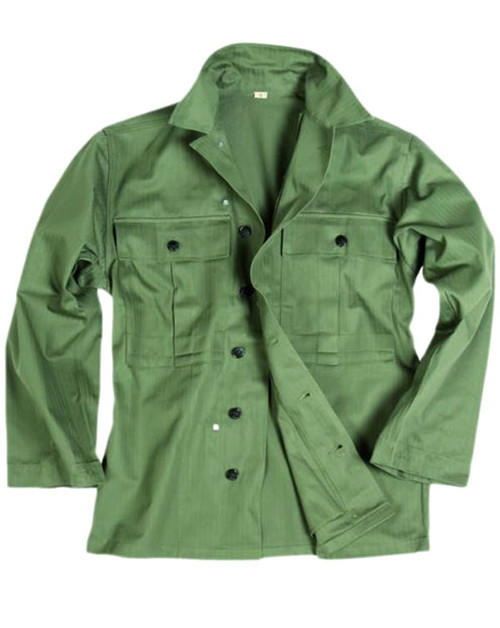 US Repro WWII HBT Jacket