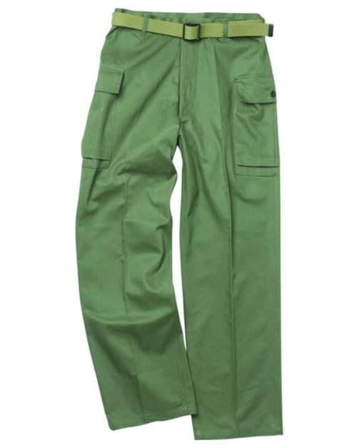 US Repro WWII HBT Pants