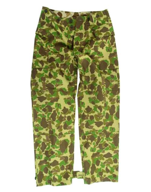US Repro WWII Camo HBT Pants