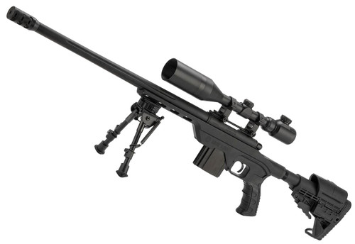 King Arms MDT LSS Gas Powered Airsoft Sniper Rifle