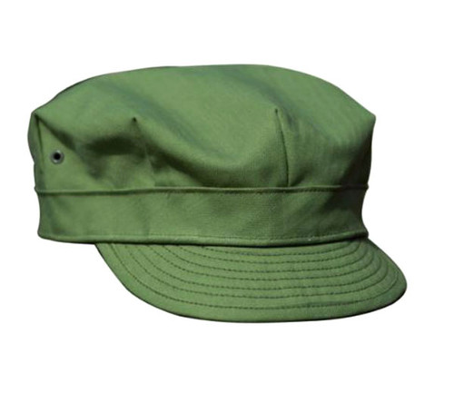 US Repro WWII HBT Cap