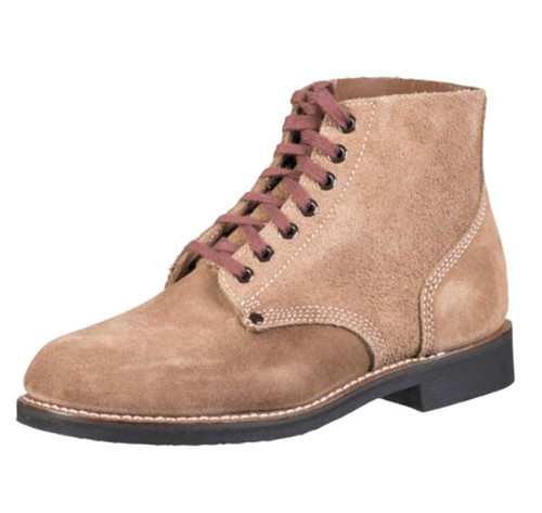 US Repro WWII Rough Out Service Boots