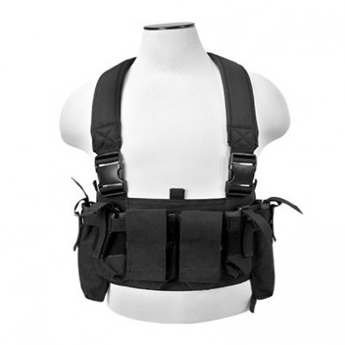 Ultimate Chest Rig - Black