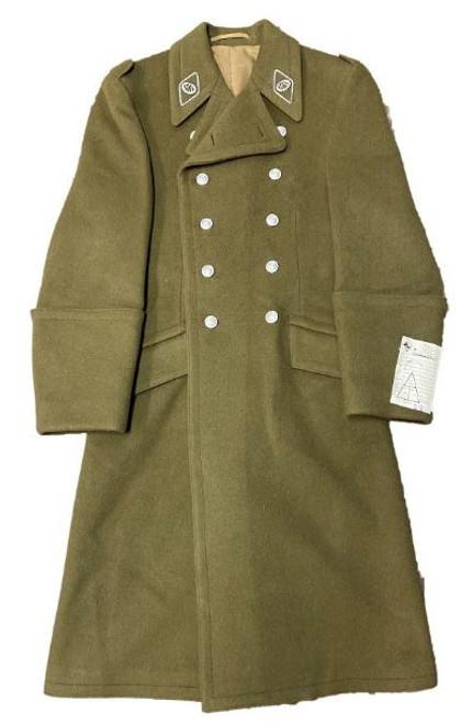 Hungarian Od Overcoat