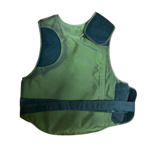 Special Forces OD Body Armour Vest IIIA - Large