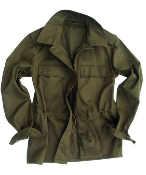 Czech Od M85 Field Jacket