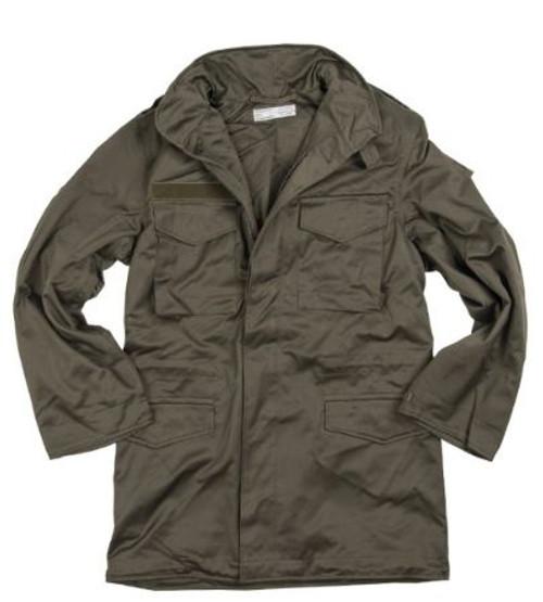 Austrian OD Field Jacket Like
