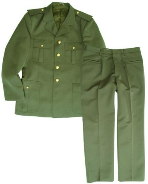 Italian OD Uniform Set