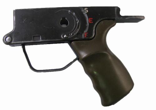 German Armed Forces G3 Od Steel Stripped Pistol Grip