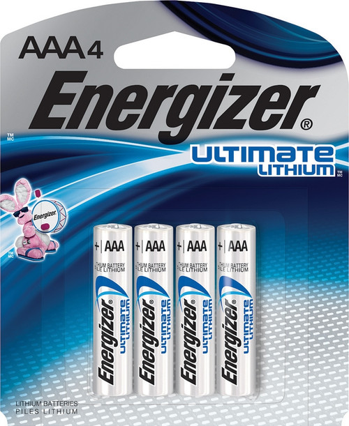Ultimate Lithium AAA Battery 4