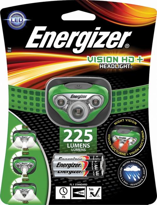 Vision HD Plus LED Headlight
