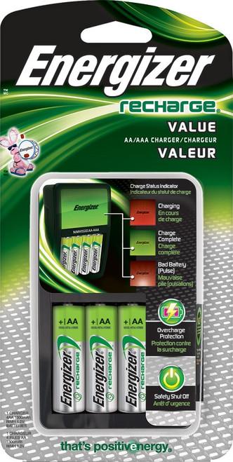 Battery Charger AA/AAA