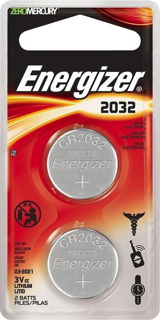 2032 3V Battery 3V 2-pack