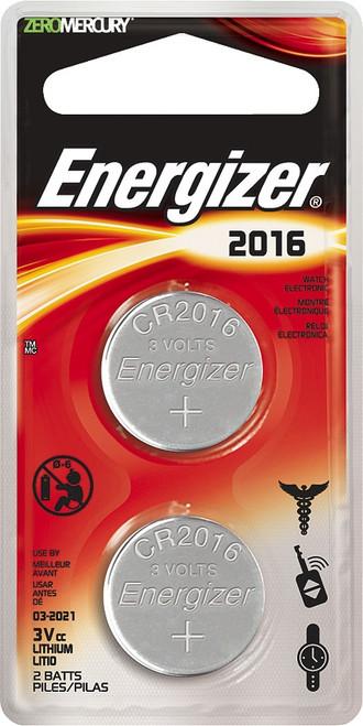 2016 3V Battery 2-pack