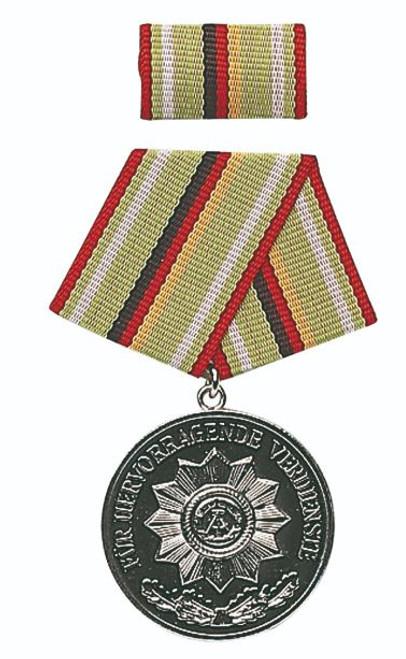 MDI Silver Merit Medal