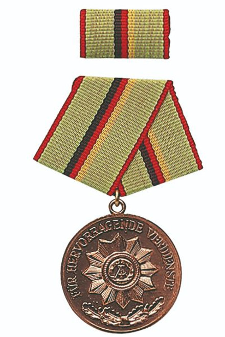 MDI Gold Merit Medal
