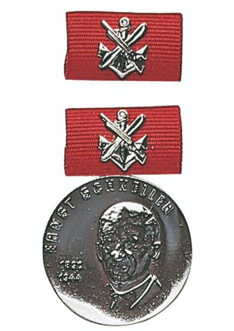 GGT Silver Ernst Schneller Medal