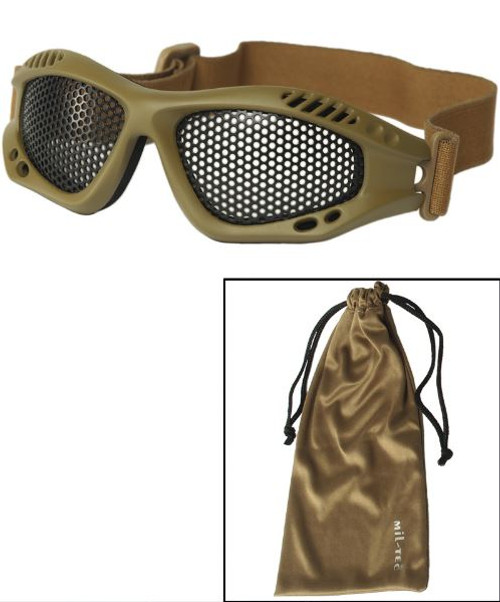 Mil-Tec Coyote Tactical Goggles