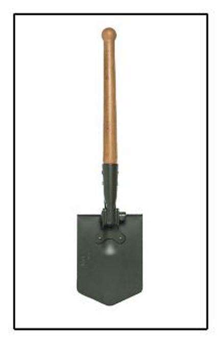 Mil-Tec German Style Folding Shovel W/Pick